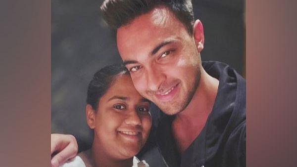 Salman Khan's new niece: Aayush Sharma reveals the name of his 'beautiful baby girl'