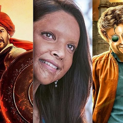 Deepika's 'Chhapaak' to clash with Ajay's 'Tanhaji' and Rajinikanth's 'Darbar'