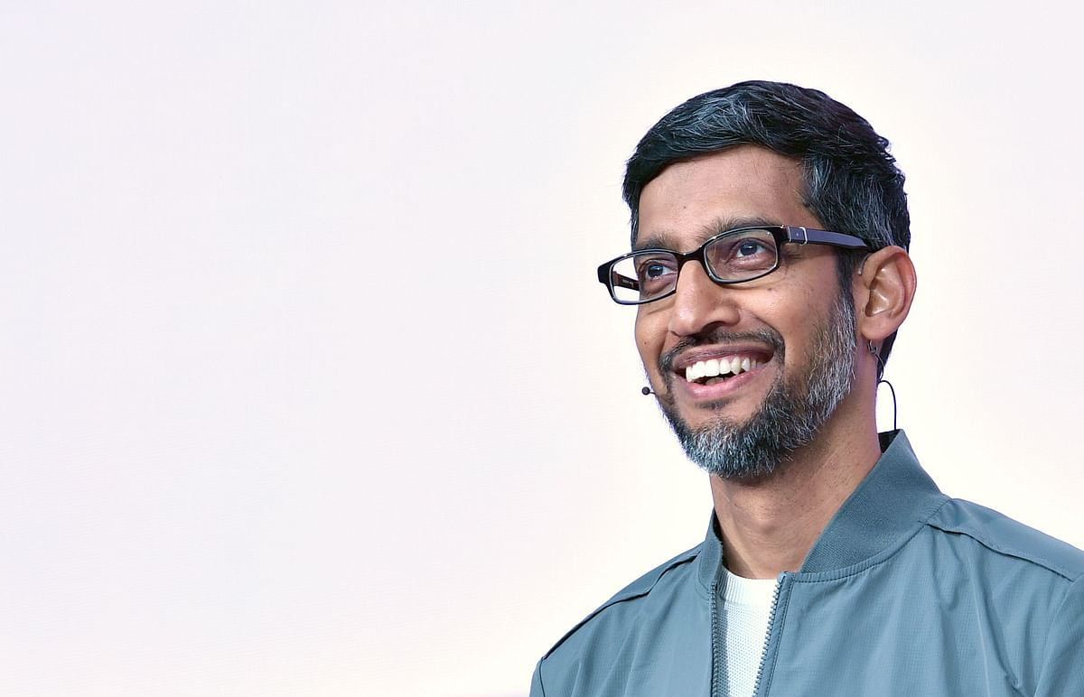Twitterati hail Sundar Pichai's elevation as Alphabet CEO