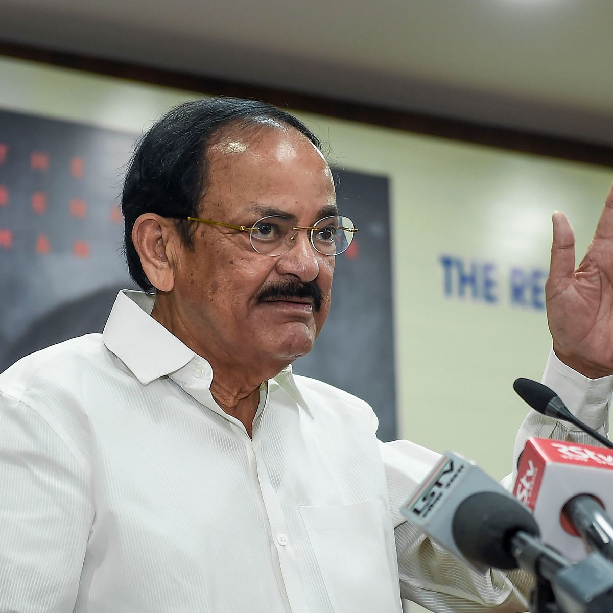 Vice President Venkaiah Naidu urges educational institutions to include Yoga in online programmes amid COVID-19