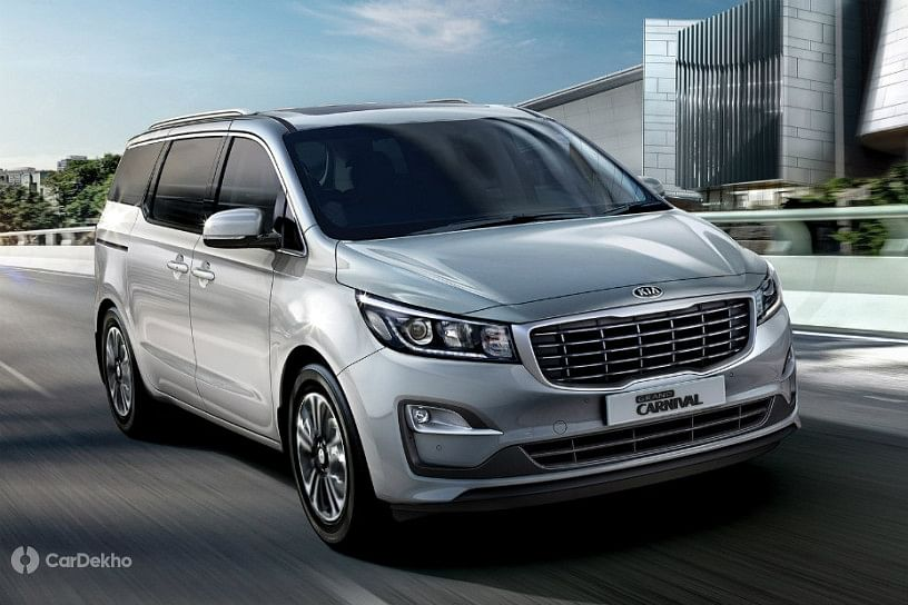 Kia Carnival to launch in India by Jan 2020