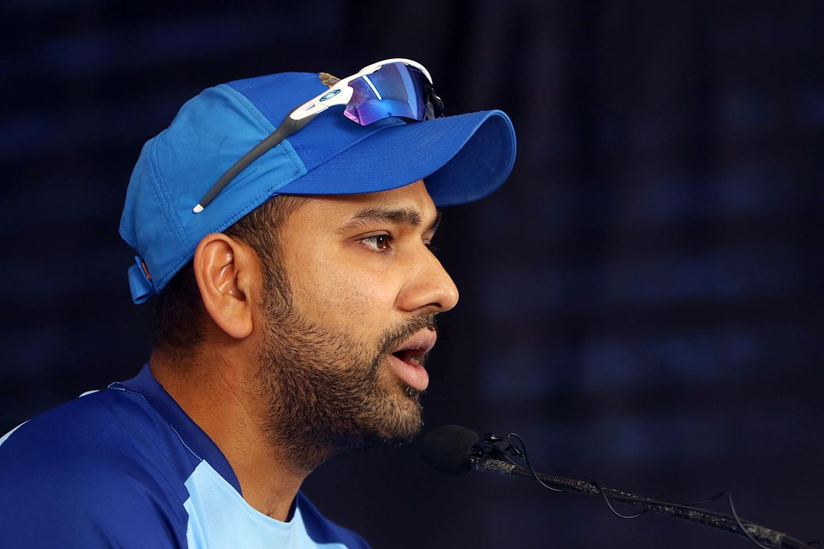 Latest coronavirus news: After Virat Kohli, Rohit Sharma asks people to stay safe