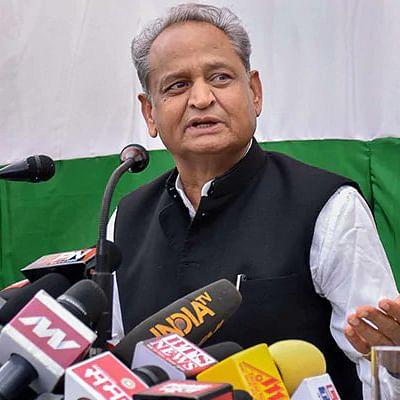 Rajasthan CM Ashok Gehlot slams Modi govt over Shramik trains