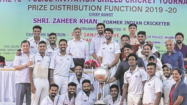 Police Invitation Shield Cricket Tournament: Police Shield goes MIG Cricket Club way