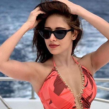 Nushrat Bharucha's vacay pictures are making us feel jealous