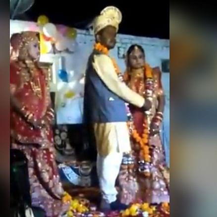 2 cousin sisters marry same man, in same mandap in Madhya Pradesh