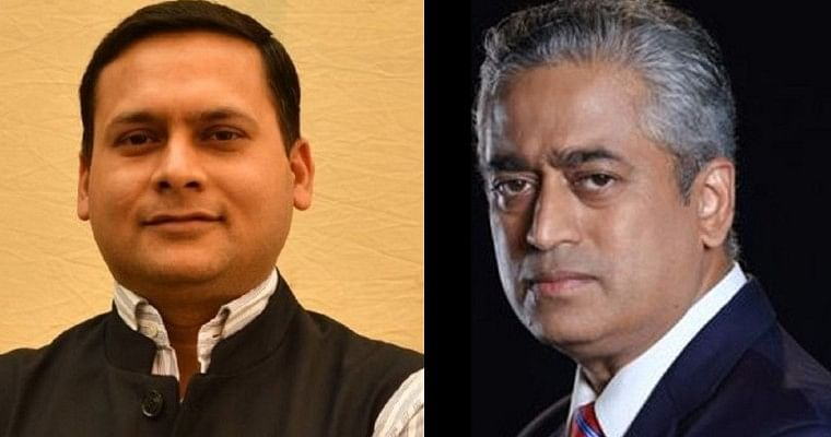'Are you stepping down?': Twitter slams Amit Malviya for saying Rajdeep should handle propaganda for ISIS