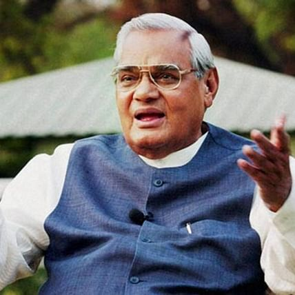 Politicians from across the party line pay tributes to former PM Atal Bihari Vajpayee