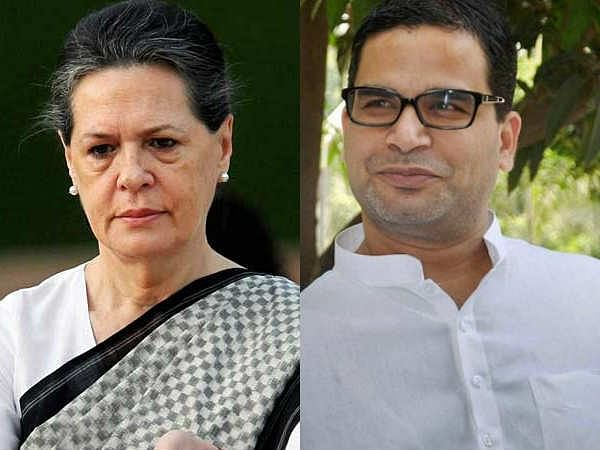 'Cong is not on the streets': Prashant Kishor mocks Sonia Gandhi's message on CAA-NRC