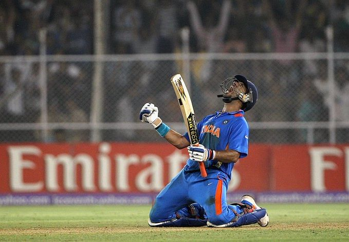 'If hitting sixes was art, Yuvraj is Picasso': Twitter says #HappyBirthdayYuvi