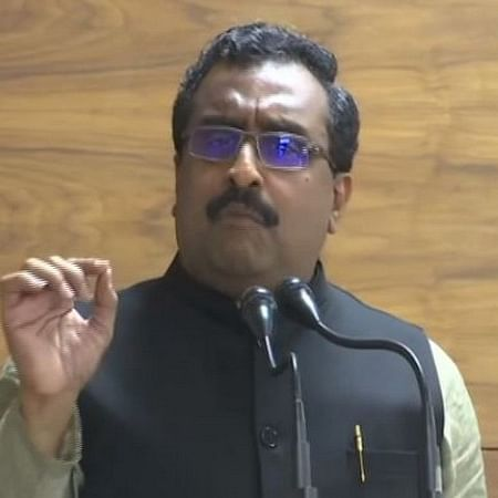 'Not so innocent people' have died in CAA protests, oppn is knowledgeless: Ram Madhav