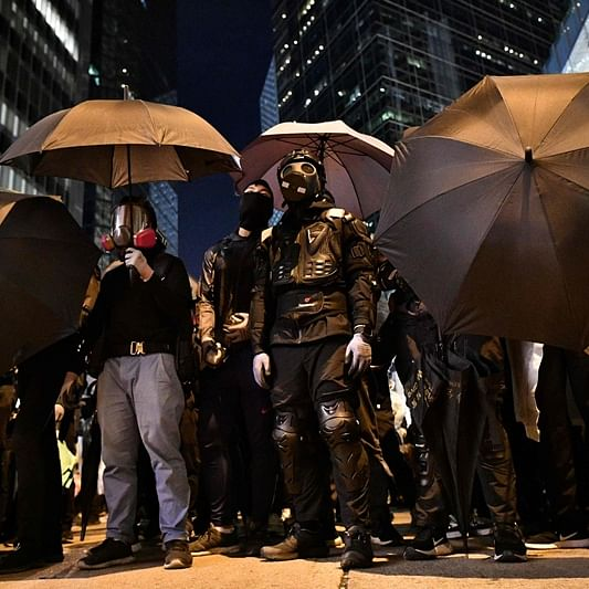 Hong Kong protesters escape to Taiwan amid unrest
