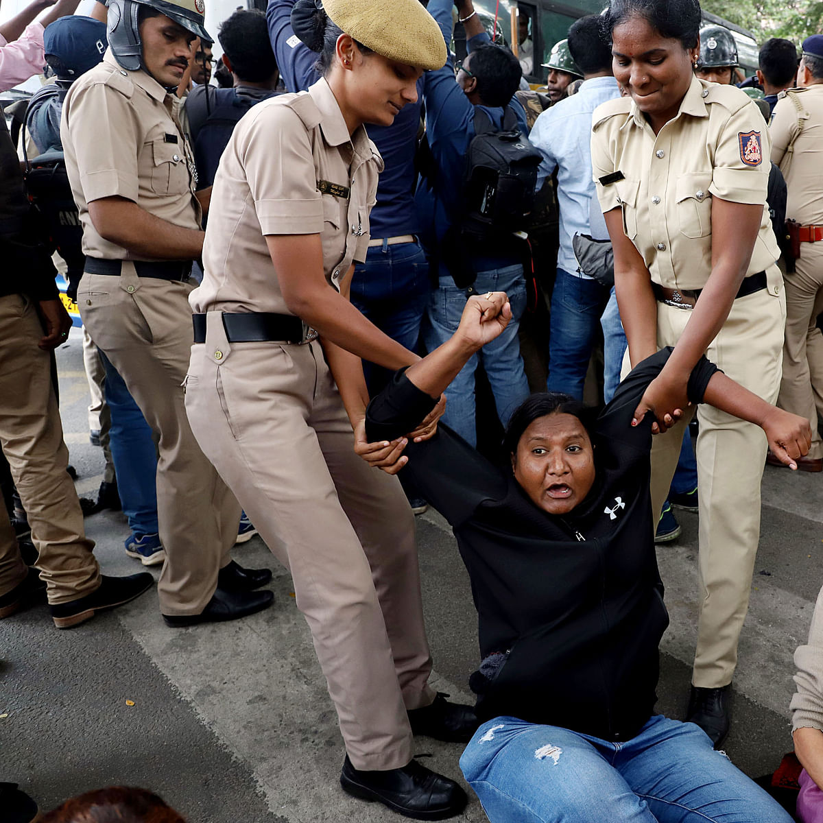 As Bengaluru Police warns social media users, Karnataka Minister CT Ravi warns about 'majority losing patience'
