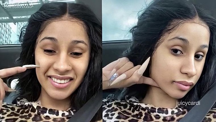 Cardi B's skincare regime will gross you out