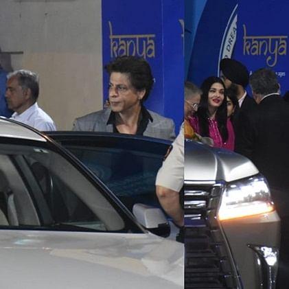 Dhirubhai Ambani School Annual Day: Shah Rukh Khan, Aishwarya Rai Bachchan, Hrithik Roshan in attendance