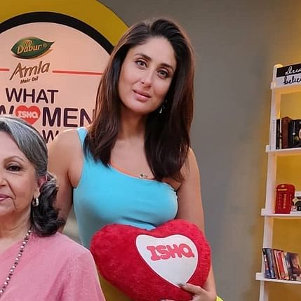 Sharmila Tagore, Kareena Kapoor Khan talk about the difference between daughter and daughter-in-law