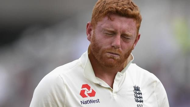 'Rishabh Pant gets his new teammate': Twitter trolls Jonny Bairstow for his run drought