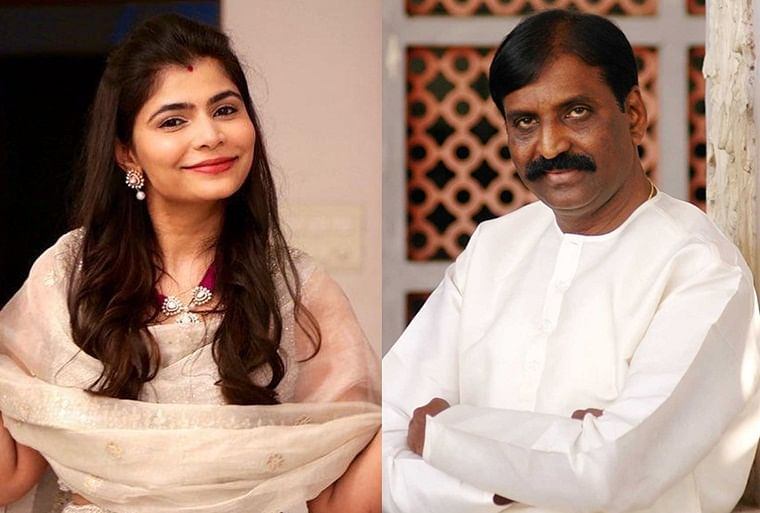 Chinmayi Sripaada thrilled after #MeToo accused Vairamuthu fired from Mani Ratnam's 'Ponniyin Selvan'