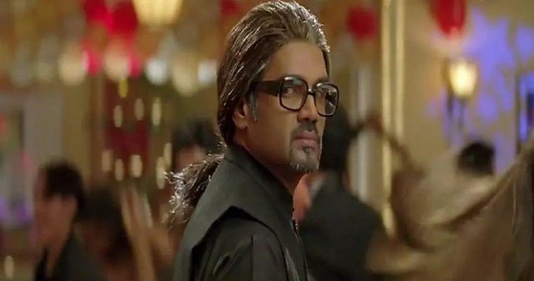 Suniel Shetty in 'Main Hoon Na'