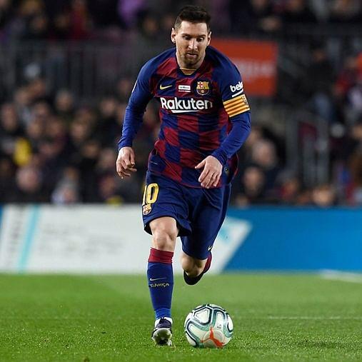 Lionel Messi scores hat-trick as Barcelona crush Mallorca 5-2