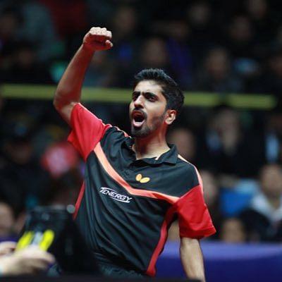 Olympic medal is the goal, says top TT player Sathiyan Gnanasekaran