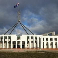 Coffee cart renovation worth $262,437 in Oz Parliament House
