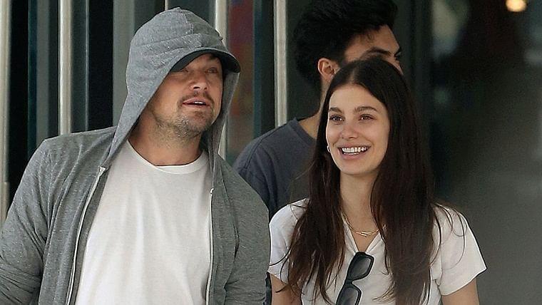 Leonardo DiCaprio's girlfriend addresses 22-year age gap, calls it a 'sensitive subject'