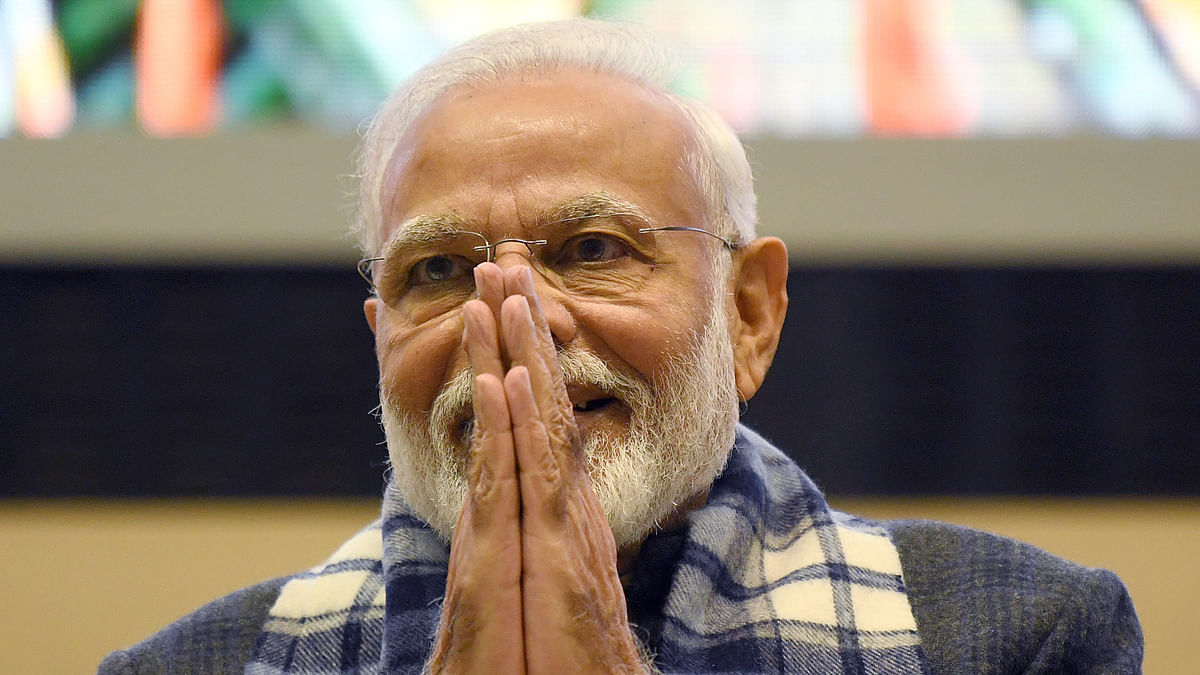 Twitter user asked PM Modi for a special 'gift', he happily obliges