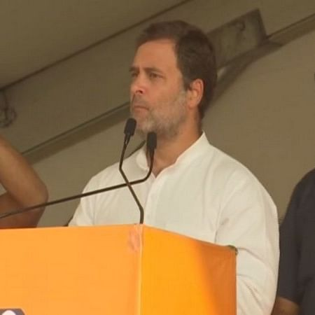 Rahul Gandhi raises rail project linking Wayanad, seeks Centre's support to Kerala govt