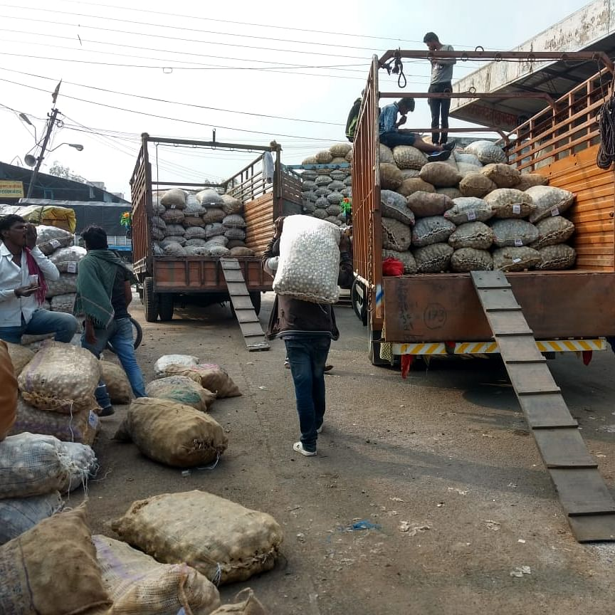 Indore: Onion prices shoot to all-time high at 120 per kg