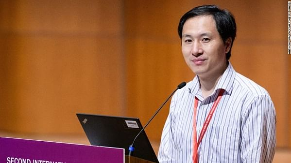 Chinese researcher He Jiankui who gene-edited babies jailed