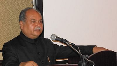 Bhopal: Hired people spreading lies in country, says Narendra Singh Tomar