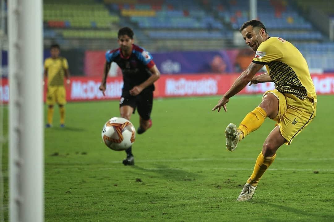Indian Super League: Odisha FC an inch closer to top