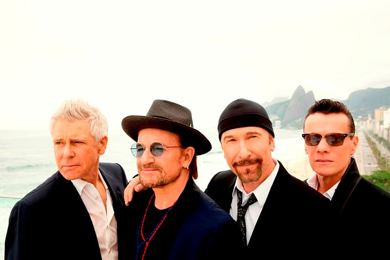 U2: The Greatest Band of all Times