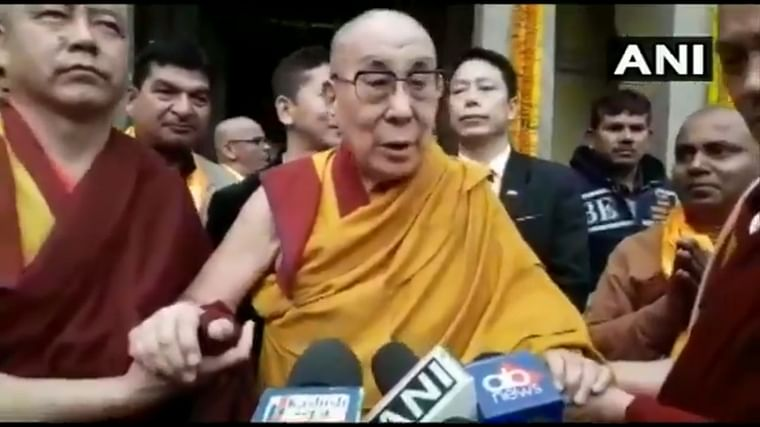 Tibetans retain power of truth, China exercises power of guns: Dalai Lama