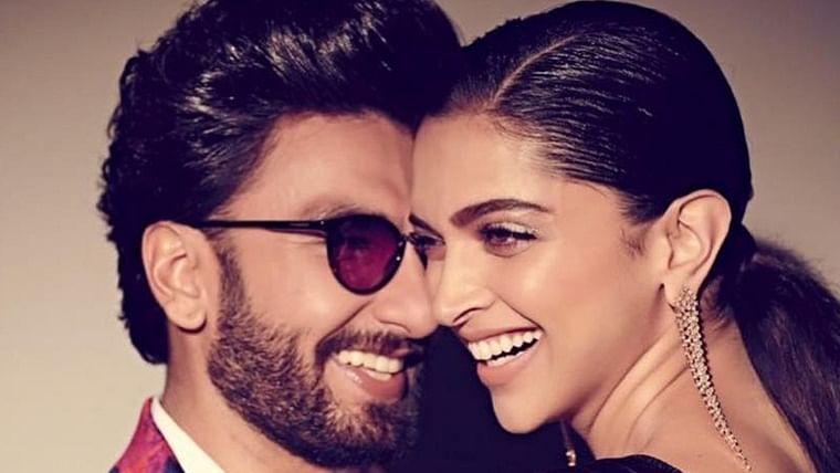 Ranveer Singh shares monochrome pic fom 'Cirkus'; check out wife Deepika Padukone's enigmatic reaction
