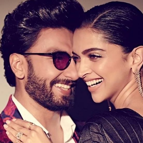 Ranveer Singh shares monochrome pic fom 'Cirkus'; check out wife Deepika Padukone's enigmatic reaction