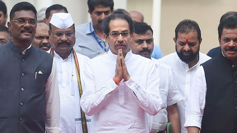 Congress, NCP leaders urge CM Uddhav Thackeray to withdraw cases related to Bhima Koregaon violence