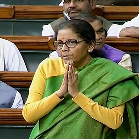 Nirmala shares full video of her onion speech, says comments 'taken out of context'