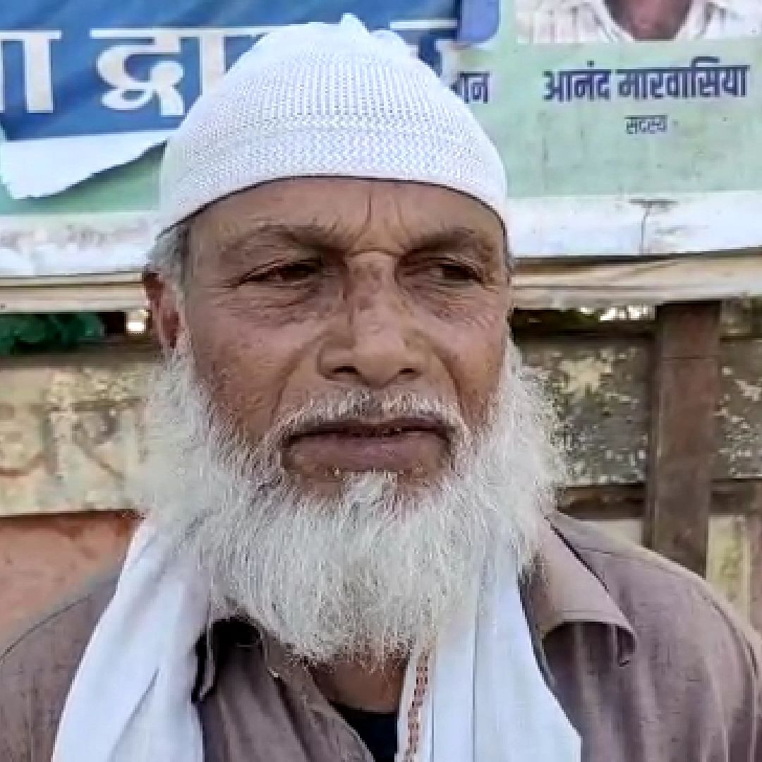 Bhopal: Cow lover Haji Ghani announces Rs 10,000 reward to find his stolen cow