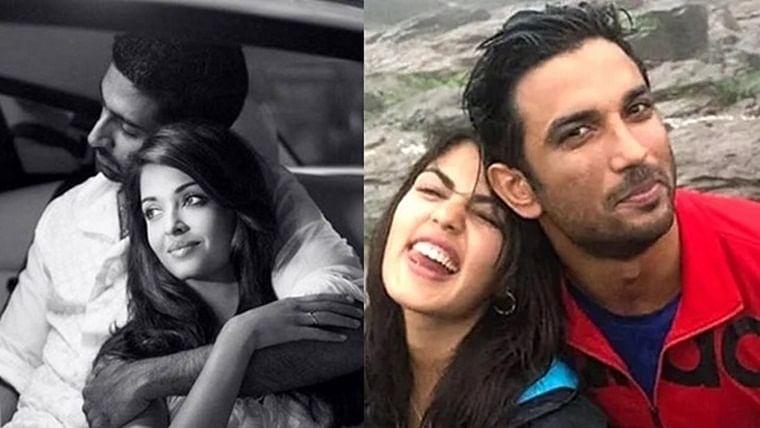 Happy Anniversary: Abhishek-Aishwarya or Sushant-Rhea which real-life couple will play lead?