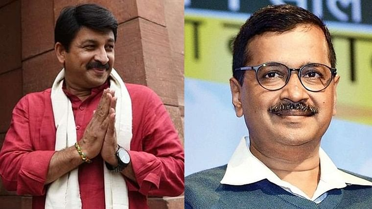 'He sings very well': Arvind Kejriwal responds to question on BJP's Manoj Tiwari