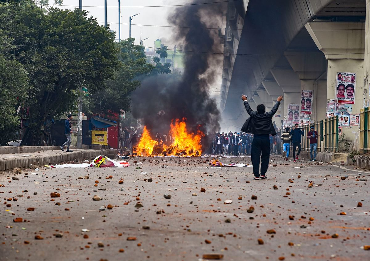 Delhi CAA violence: CCTV footages released, police launch probe