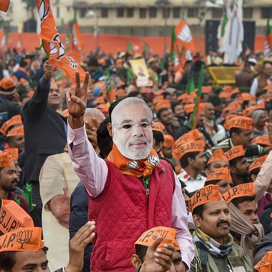 Whom does the nation believe, PM Modi or HM Amit Shah