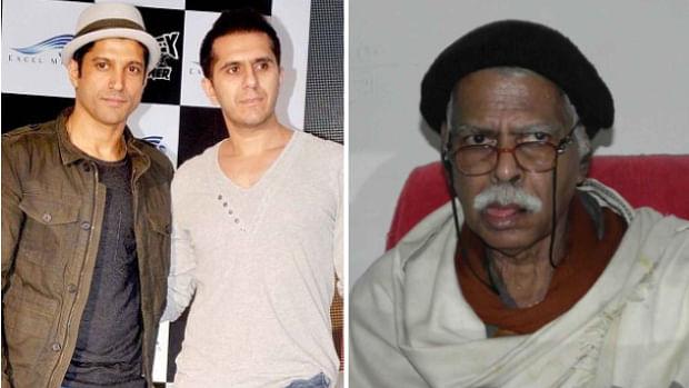 Farhan Akhtar to produce biopic on India's Einstien Vashisth Narayan Singh