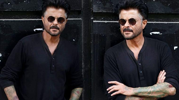 Did Anil Kapoor Get His Arms Tattooed They Look Ekdum Jhakaas