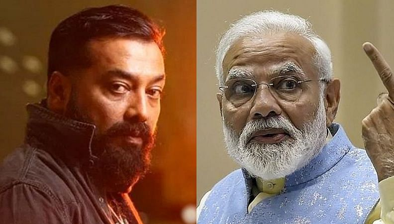 'Please tell the BJP IT Cell': Anurag Kashyap slams PM's tweet to stay away from 'rumour-mongering'