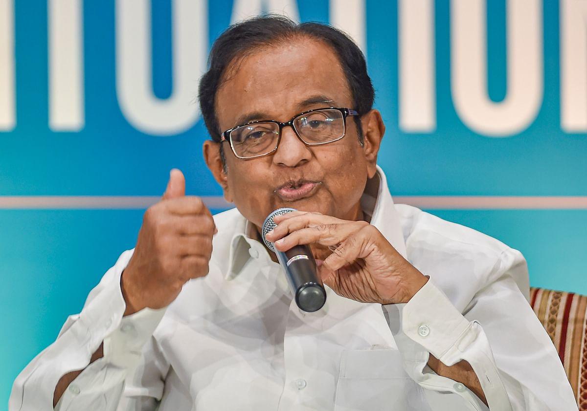 Dented in Haryana, denied in Maharashtra, defeated in Jharkhand- BJP's 2019 story: P Chidambaram