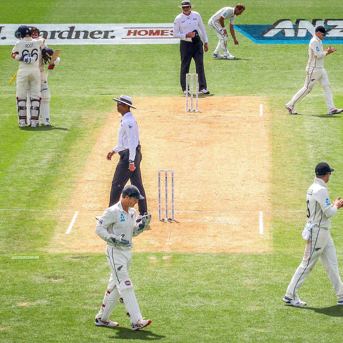 New Zealand vs England: Joe Root, Rory Burns hit centuries