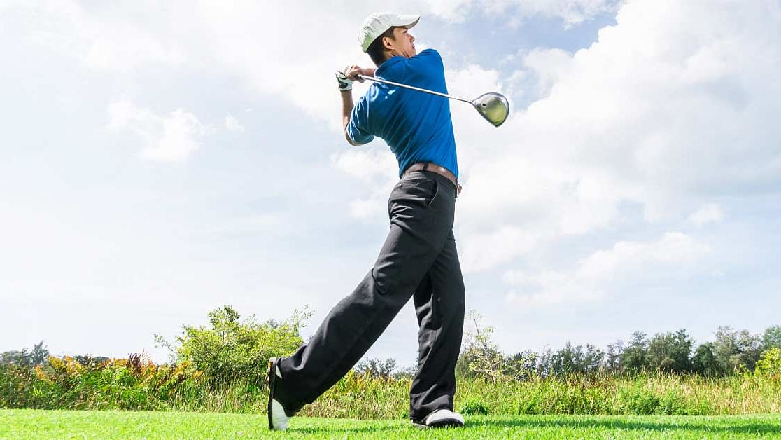 Mental practice improves golfers' performance